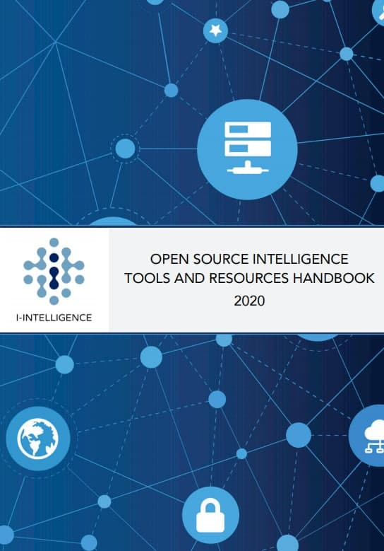 Open Source Intelligence  Tools And Resources Handbook 2020