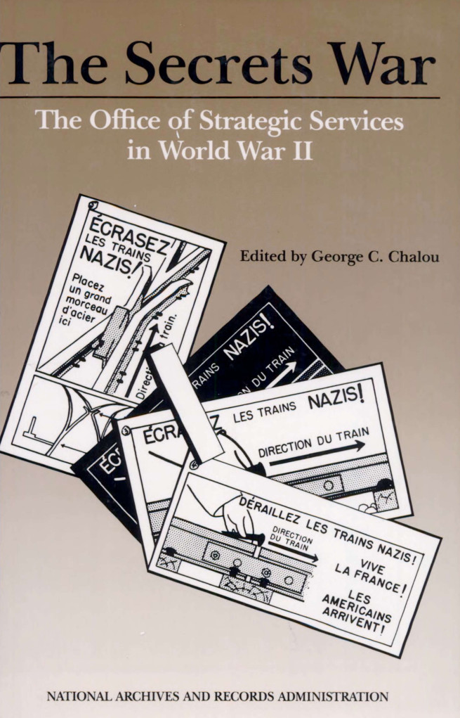 The Office of Strategic Services in World War II